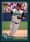 2001 Topps #233  Mike Lowell  Front Thumbnail
