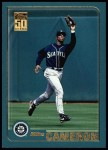 2001 Topps #415  Mike Cameron  Front Thumbnail