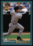 2001 Topps #714  Chris Truby  Front Thumbnail