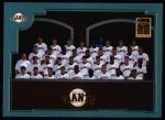 2001 Topps #776   San Francisco Giants Team Front Thumbnail