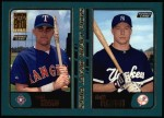 2001 Topps #356   -  David Parrish / Scott Heard Draft Picks Front Thumbnail
