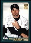 2001 Topps #708  Mike Hampton  Front Thumbnail