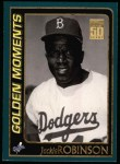 2001 Topps #783  Jackie Robinson  Front Thumbnail