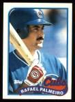 1989 Topps #310  Rafael Palmeiro  Front Thumbnail