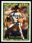 1994 Topps #97  Todd Jones  Front Thumbnail
