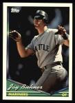 1994 Topps #472  Jay Buhner  Front Thumbnail