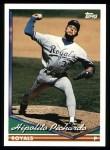 1994 Topps #482  Hipolito Pichardo  Front Thumbnail