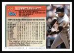 1994 Topps #584  Scott Bullett  Back Thumbnail