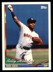 1994 Topps #26  Billy Hatcher  Front Thumbnail