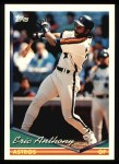 1994 Topps #182  Eric Anthony  Front Thumbnail