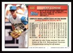 1994 Topps #466  Jeff Conine  Back Thumbnail