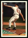 1994 Topps #592  Jay Howell  Front Thumbnail