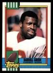 1990 Topps #136  Darrell Green  Front Thumbnail