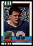 1990 Topps #196  Mark Kelso  Front Thumbnail