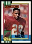 1990 Topps #254  Albert Lewis  Front Thumbnail