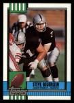 1990 Topps #291  Steve Beuerlein  Front Thumbnail