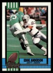 1990 Topps #293  Eddie Anderson  Front Thumbnail