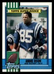 1990 Topps #300  Andre Rison  Front Thumbnail