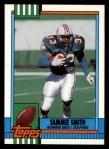1990 Topps #319  Sammie Smith  Front Thumbnail