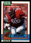 1990 Topps #399  Keith McCants  Front Thumbnail