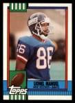 1990 Topps #64  Lionel Manuel  Front Thumbnail