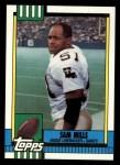 1990 Topps #238  Sam Mills  Front Thumbnail