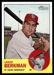 2012 Topps Heritage #83  Lance Berkman  Front Thumbnail