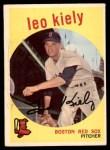 1959 Topps #199  Leo Kiely  Front Thumbnail