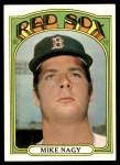 1972 Topps #488  Mike Nagy  Front Thumbnail