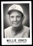 1960 Leaf #98  Willie Jones  Front Thumbnail
