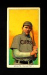 1909 T206 FRT Wildfire Schulte   Front Thumbnail