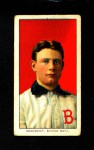 1909 T206  Ginger Beaumont  Front Thumbnail