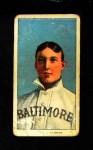 1909 T206  Jimmy Jackson  Front Thumbnail