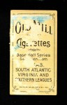 1909 T206 ATL Sid Smith  Back Thumbnail