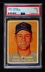1957 Topps #351  Dave Hillman  Front Thumbnail