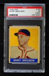 1948 Leaf #158  Harry Brecheen  Front Thumbnail