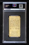 1911 T205  Eddie Cicotte  Back Thumbnail
