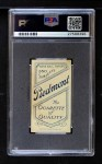 1909 T206  Bugs Raymond  Back Thumbnail