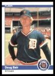 1984 Fleer #76  Doug Bair  Front Thumbnail