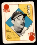 1951 Topps Blue Back #26  Chico Carrasquel  Front Thumbnail