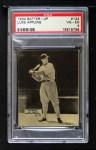 1934 Batter Up #124  Luke Appling   Front Thumbnail