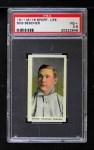 1910 M116 Sporting Life  Bob Bescher  Front Thumbnail