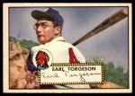 1952 Topps #97  Earl Torgeson  Front Thumbnail