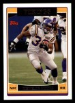 2006 Topps #2  Mewelde Moore  Front Thumbnail