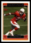 2006 Topps #253  Antrel Rolle  Front Thumbnail