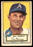 1952 Topps #299  Ray Murray  Front Thumbnail