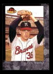 2001 Topps American Pie #66  Phil Niekro  Front Thumbnail