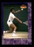 2001 Topps American Pie #145  Arthur Ashe  Front Thumbnail