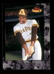 2001 Topps American Pie #21  Dave Winfield  Front Thumbnail