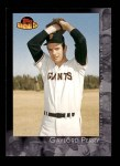 2001 Topps American Pie #33  Gaylord Perry  Front Thumbnail